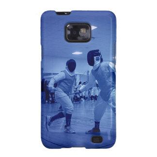 Fencing Samsung Galaxy Case Galaxy SII Covers