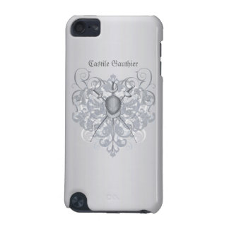 Fencing Swords Foil Epee Sabre Grey iPod Touch iPod Touch 5G Case