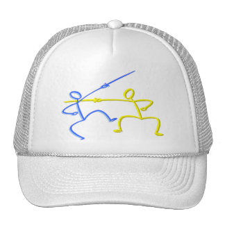 Fencing T-shirts and Gifts. Cap
