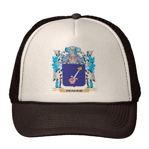 Fender Coat of Arms - Family Crest Trucker Hat