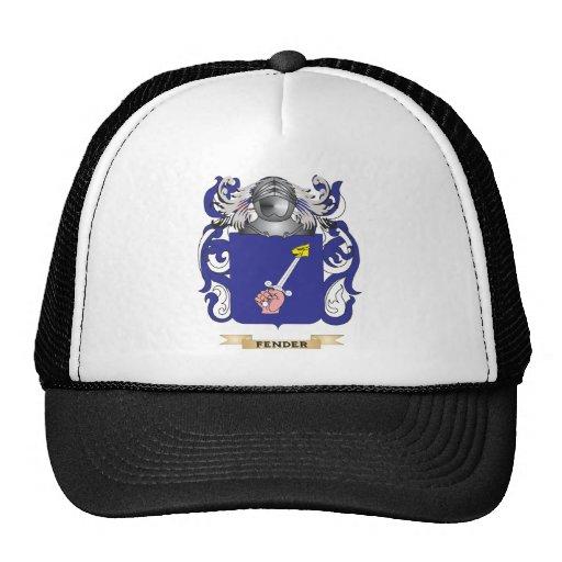Fender Coat of Arms Mesh Hats