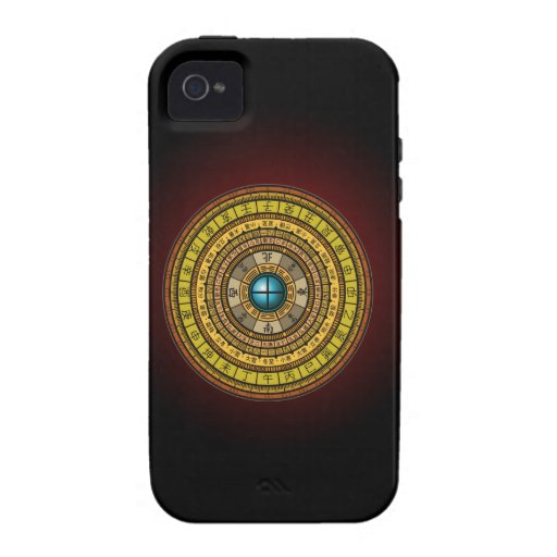 feng shui 1 iPhone 4/4S cases
