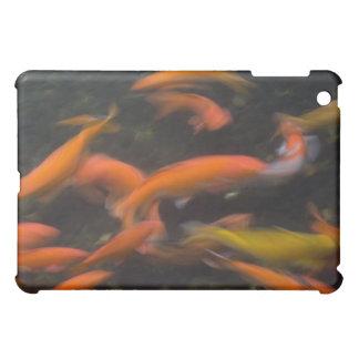 Feng Shui believe koi fish bring good luck. iPad Mini Cover
