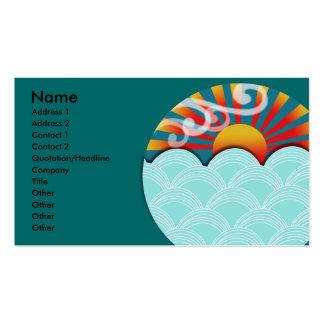 Feng Shui Business Card