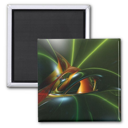 FENG SHUI INTUITIVE ENERGY SQUARE MAGNET
