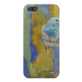 Feng Shui Parakeets iPhone 5 Case