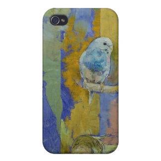 Feng Shui Parakeets iPhone 4/4S Case