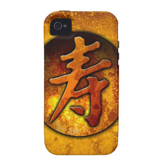 Feng-shui vintage style gifts 02 vibe iPhone 4 cases