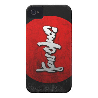 Feng-shui vintage style gifts 04 iPhone 4 case