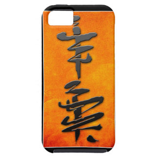 Feng-shui vintage style gifts 08 iPhone 5 case