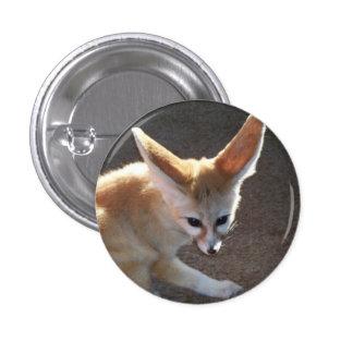 Fennec Fox 3 Cm Round Badge