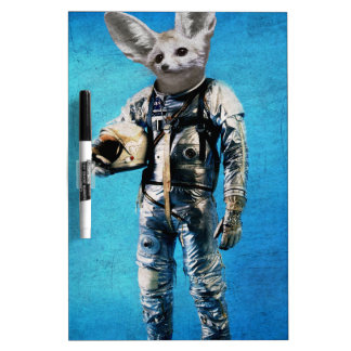 Fennec the captain Dry-Erase whiteboard