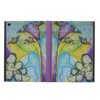 Fennel and Burdock Whimsy Cover For iPad Air