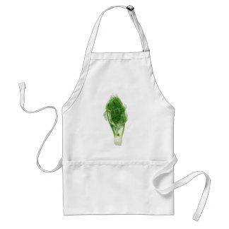 Fennel leaf and bulb standard apron