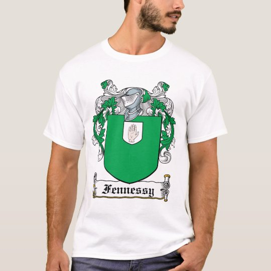 Fennessy Family Crest T-Shirt