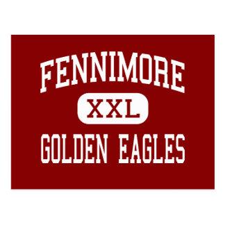 Fennimore - Golden Eagles - High - Fennimore Postcard