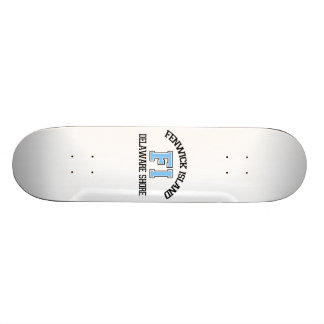 Fenwick Island. Skateboards