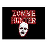Feral Gear Designs - Zombie Hunter Post Card