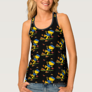 Ferald | Dancing Amongst The Autumn Leaves Tank Top