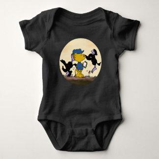 Ferald & The Pesky Crows Baby Bodysuit