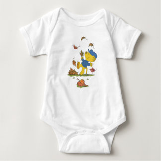 Ferald's Autumn Dance Baby Bodysuit