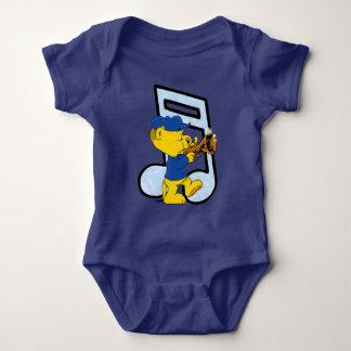 Ferald's Musical Rumpus! Baby Bodysuit