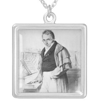 Ferdinand Herold Silver Plated Necklace