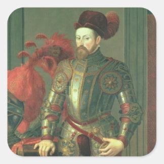 Ferdinand II, Holy Roman Emperor Square Sticker