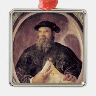 Ferdinand Magellan Christmas Ornament