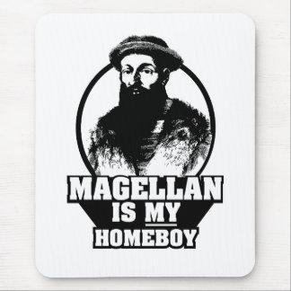 Ferdinand Magellan is my homeboy Mouse Mat