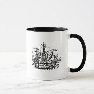Ferdinand Magellan's boat 'Victoria' Mug