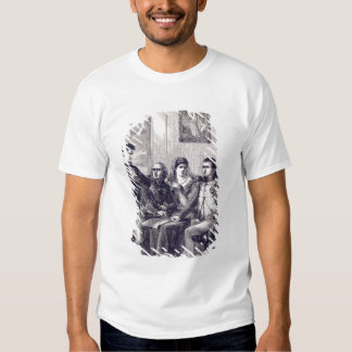 Ferdinand of Spain resigning his crown Tshirts