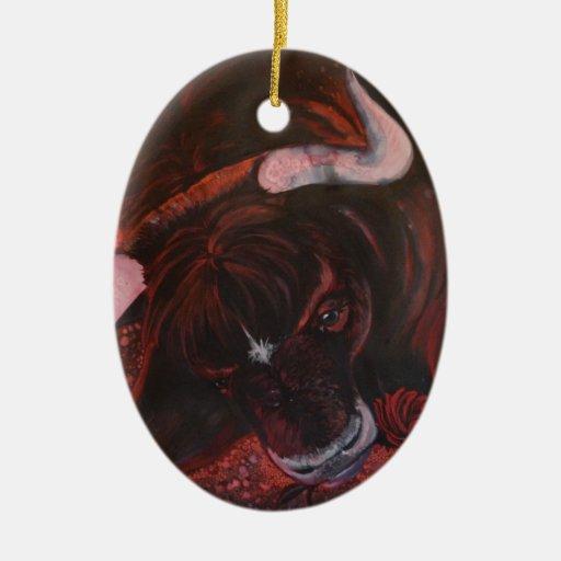 Ferdinand the bull ornament