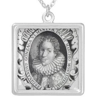 Ferdinando Gonzaga, Duke of Mantua Custom Necklace