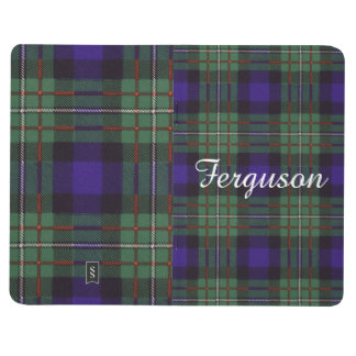 Ferguson clan Plaid Scottish tartan Journal
