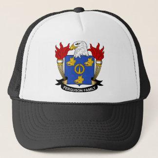 Ferguson Family Crest Trucker Hat