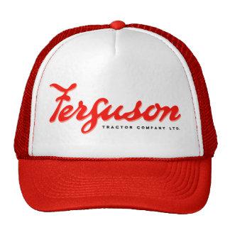Ferguson Fergie Tractor Vintage Hiking Duck Cap