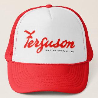 Ferguson Fergie Tractor Vintage Hiking Duck Trucker Hat