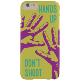 Ferguson   Hands Up - Don't Shoot Barely There iPhone 6 Plus Case