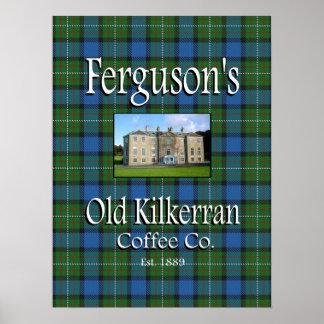 Ferguson s Old Kilkerran Coffee Co Poster