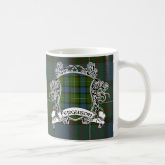 Ferguson Tartan Shield Coffee Mug