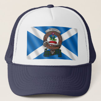 Fergusson Clan Badge Trucker Hat