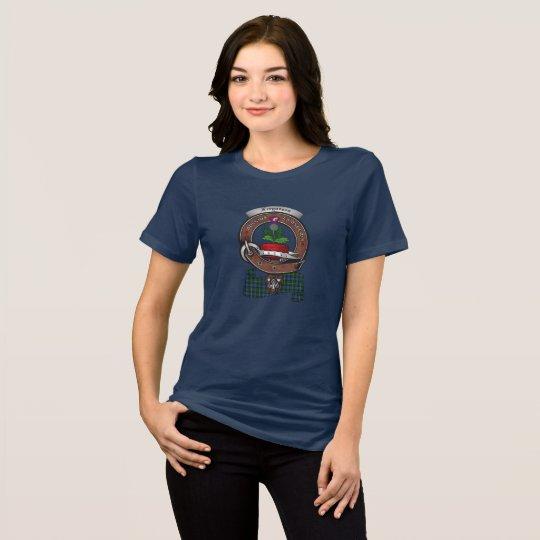 Fergusson Clan Badge Women's Dark T-Shirt