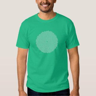 Fermat's Spiral T Shirt