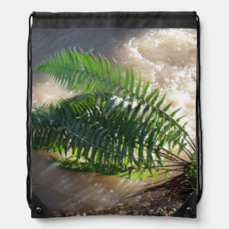 Fern And Flood Cinch Bag