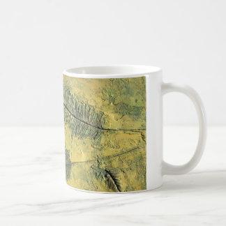 Fern Fossil Art Mug 2
