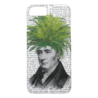 Fern Head Plant Head iPhone 8/7 Case