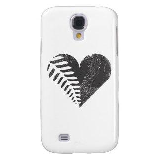 Fern Heart Galaxy S4 Case