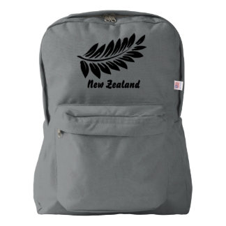Fern leaf backpack