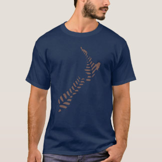 Fern NZ 3 T-shirt